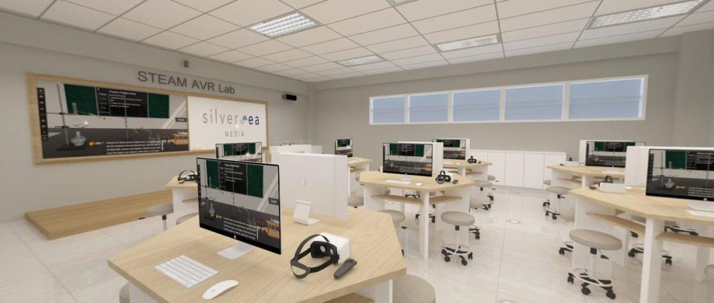 virtual tour steam xr lab