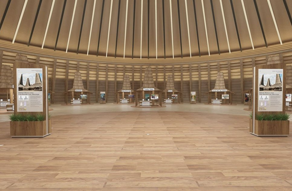 virtual tour hall kilau digital flobamora